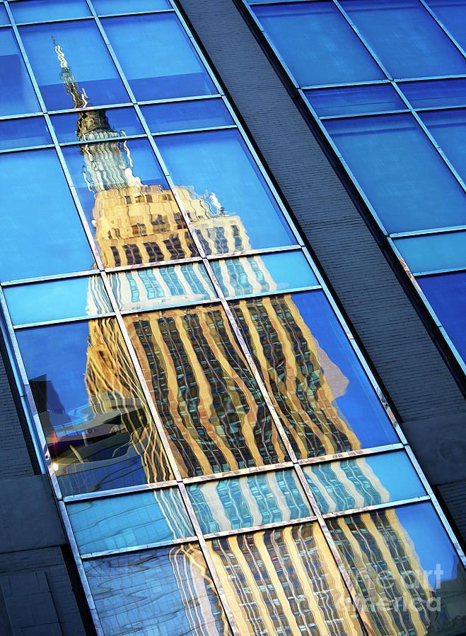 Empire State Building Photograph