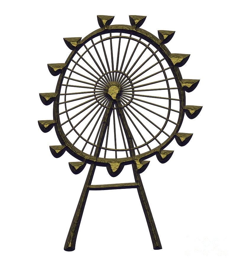 Ferris Wheel by Michal Boubin