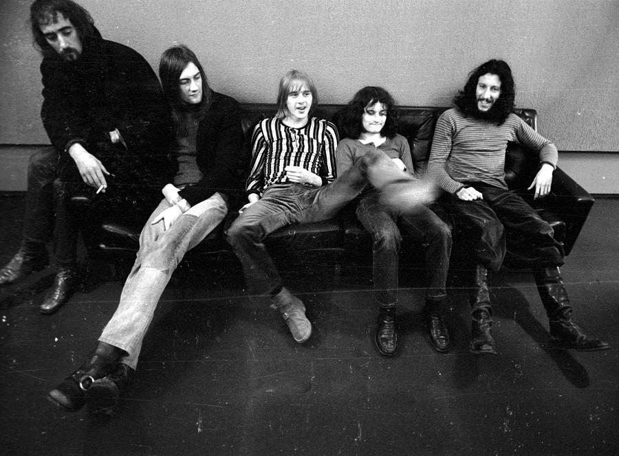 Fleetwood Mac Portrait 3 Photograph by Michael Ochs Archives