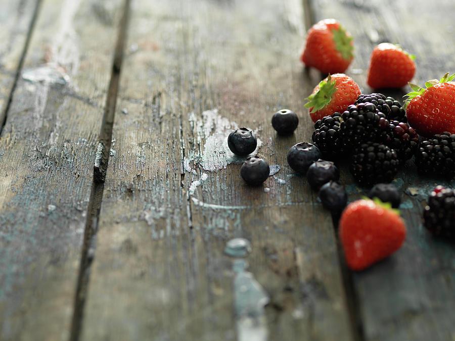 Fruit Photograph by Henrik Sorensen