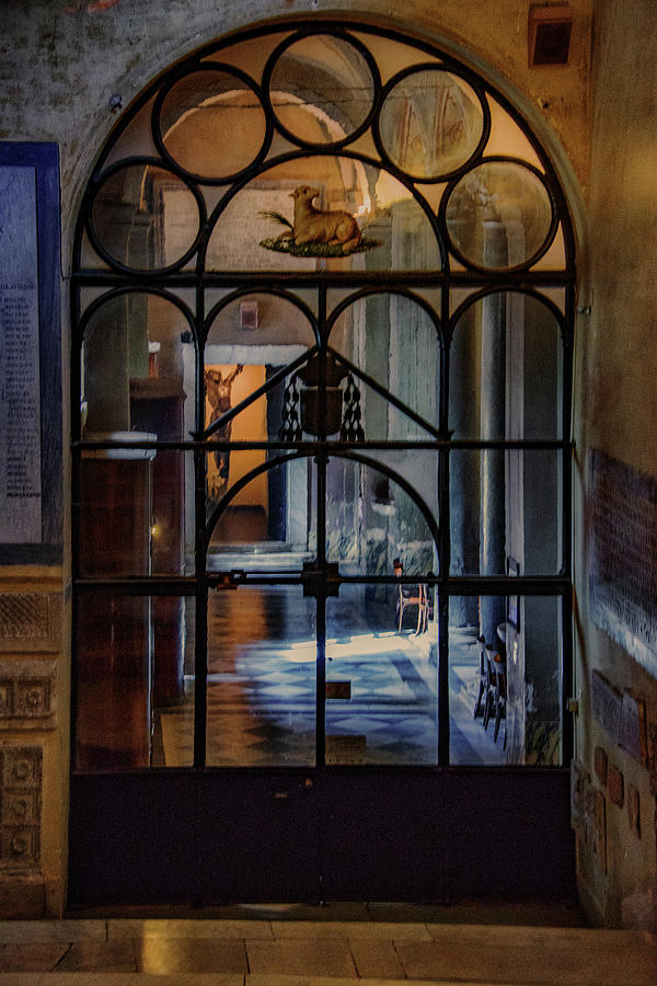 Italia Photograph - Glass by Joseph Yarbrough