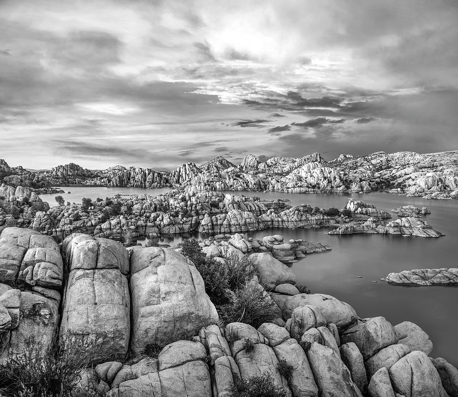 Granite Dells, Watson Lake Photograph by Tim Fitzharris