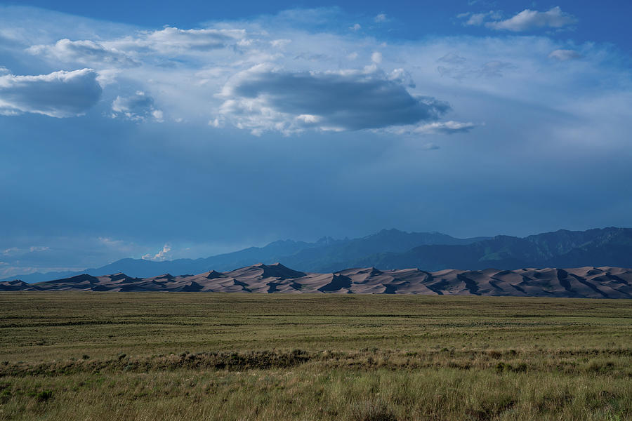 Great Sand Dunes National Park in Colorado by Kyle Lee