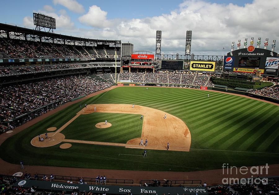 Kansas City Royals V Chicago White Sox Photograph by Jonathan Daniel