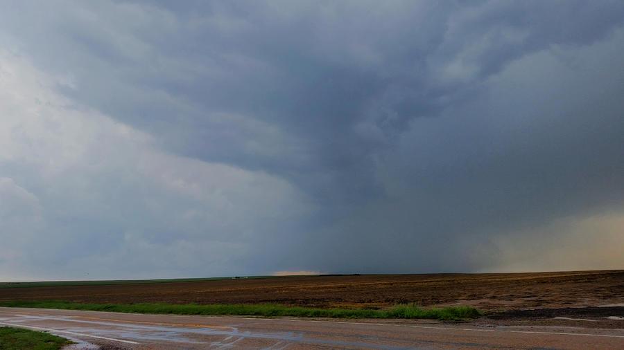 Kansas Rain Photograph
