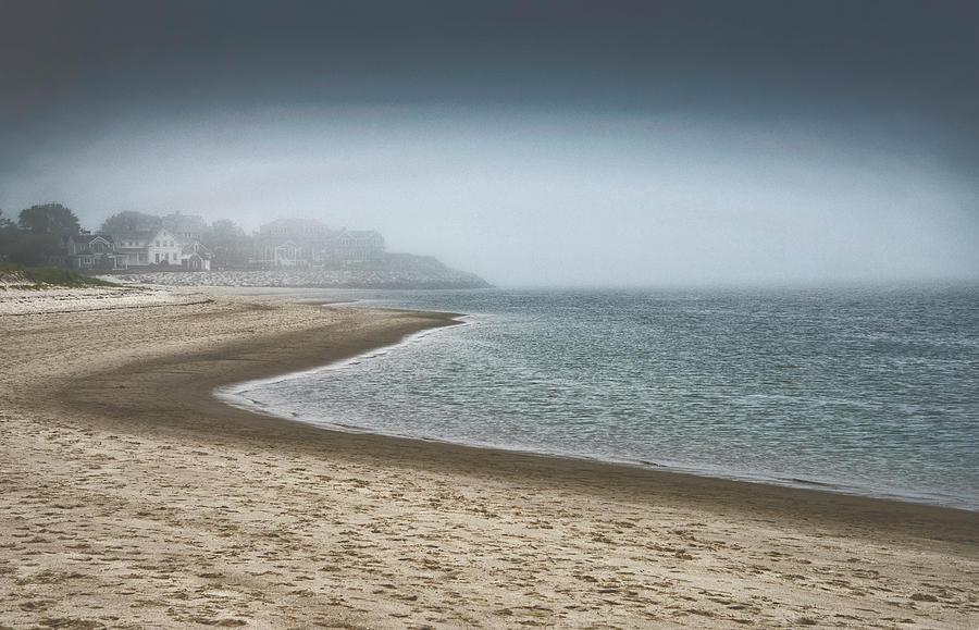 Lighthouse Beach Photograph - Lighthouse Beach - Chatham - Cape Cod  by Brendan Reals