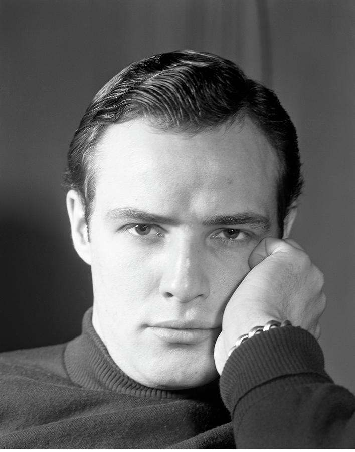 Marlon Brando Cover Tries Photograph by Margaret Bourke-white