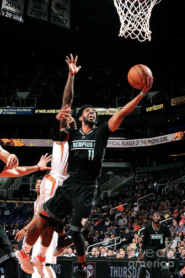 Memphis Grizzlies V Phoenix Suns Photograph by Michael Gonzales