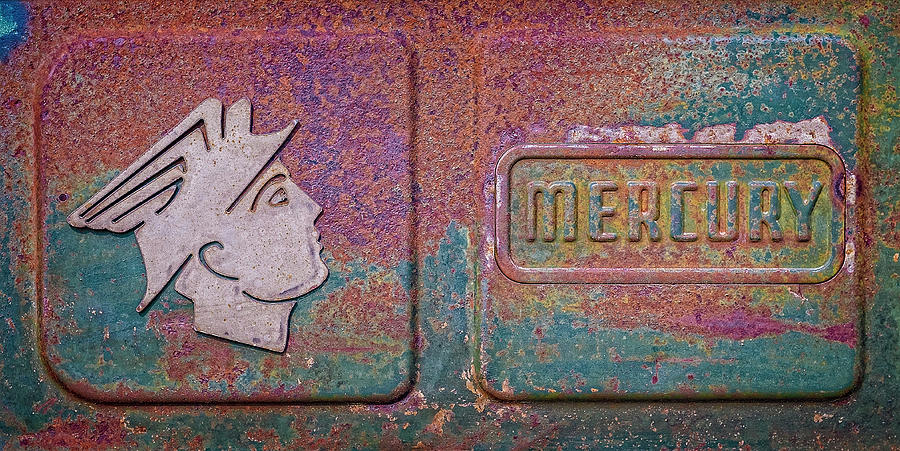 MERCURY by Jerry Golab