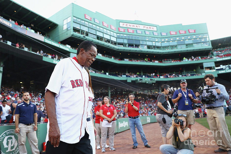Minnesota Twins V Boston Red Sox 3 Photograph by Maddie Meyer