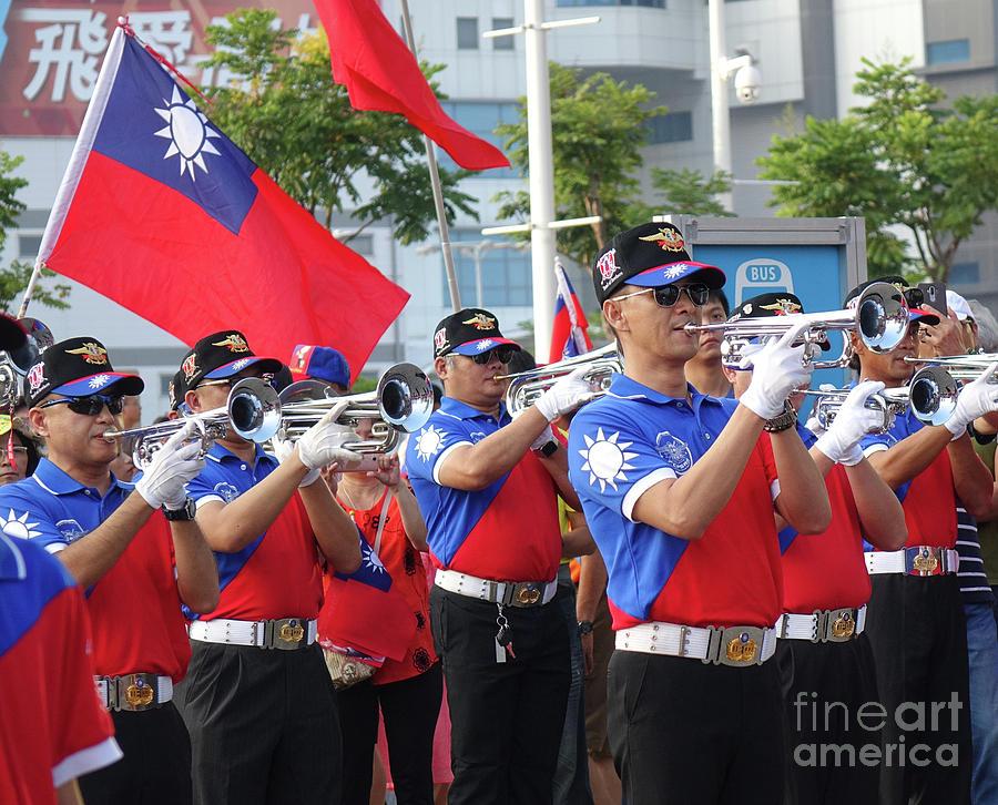 National Day Celebrations in Taiwan by Yali Shi
