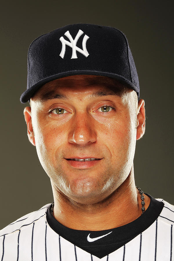 New York Yankees Photo Day 3 Photograph by Al Bello