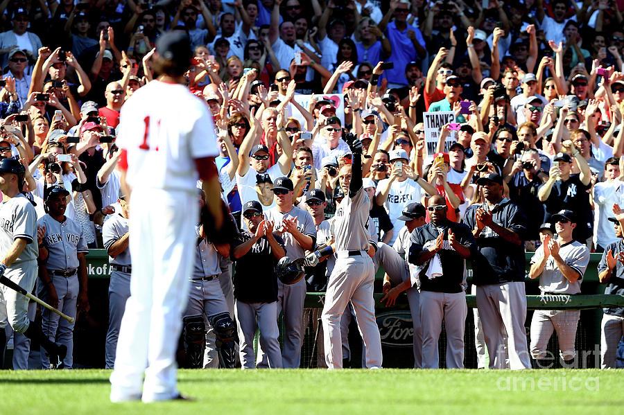 New York Yankees V Boston Red Sox 3 Photograph by Elsa