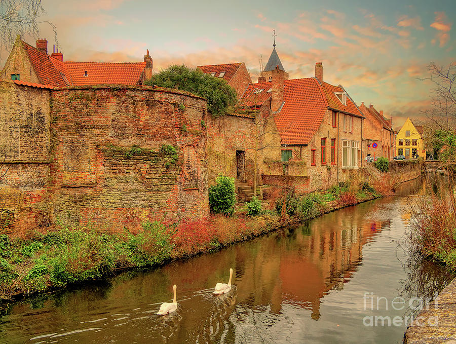 3 nights in Brugge No 2 by Leigh Kemp