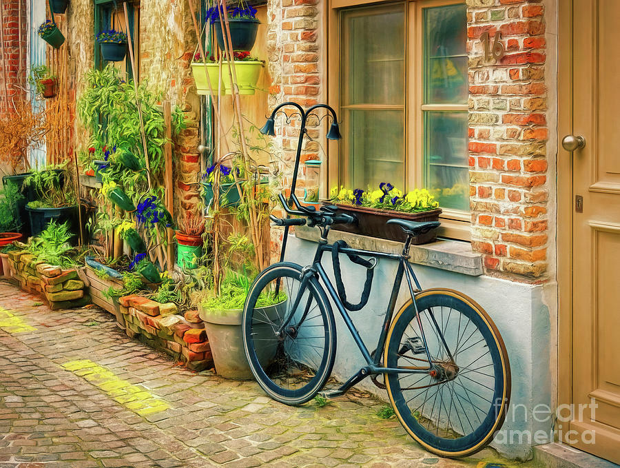 3 nights in Brugge No 7 by Leigh Kemp