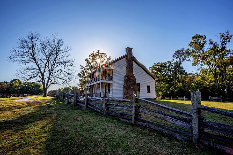 Pea Ridge National Battlefield by Michael Munster