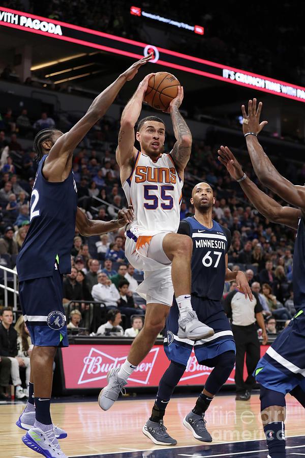 Phoenix Suns V Minnesota Timberwolves Photograph by Jordan Johnson