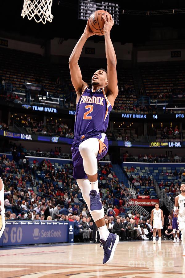 Phoenix Suns V New Orleans Pelicans Photograph by Bill Baptist