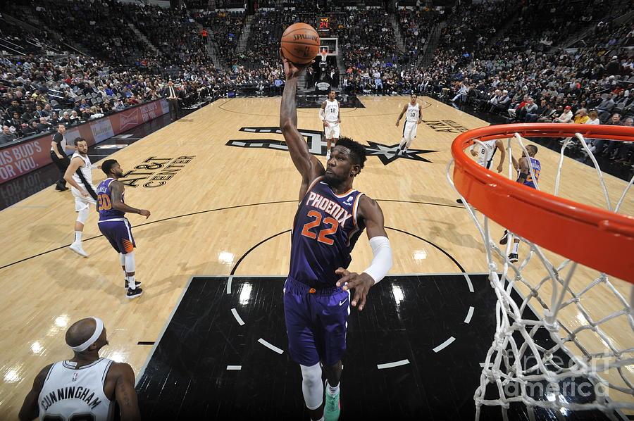 Phoenix Suns V San Antonio Spurs Photograph by Mark Sobhani
