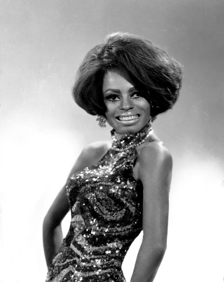 Photo Of Diana Ross Photograph by Michael Ochs Archives