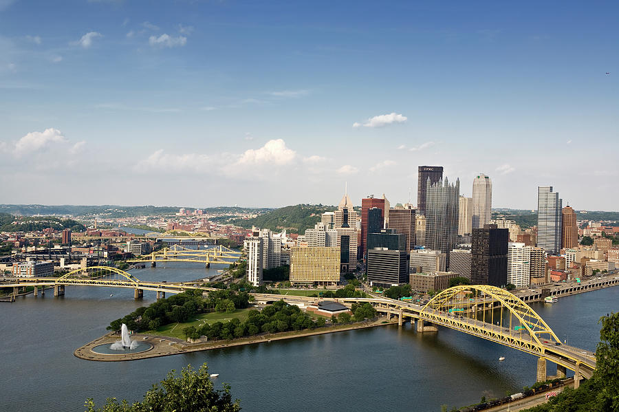 Pittsburgh Photograph by Jan Tyler