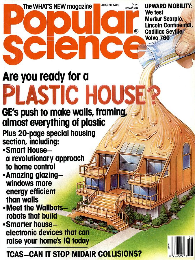 Popular Science Magazine Covers Photograph by Popular Science