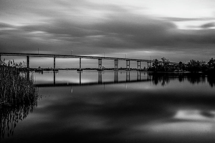 Pungo Ferry Bridge by Pete Federico