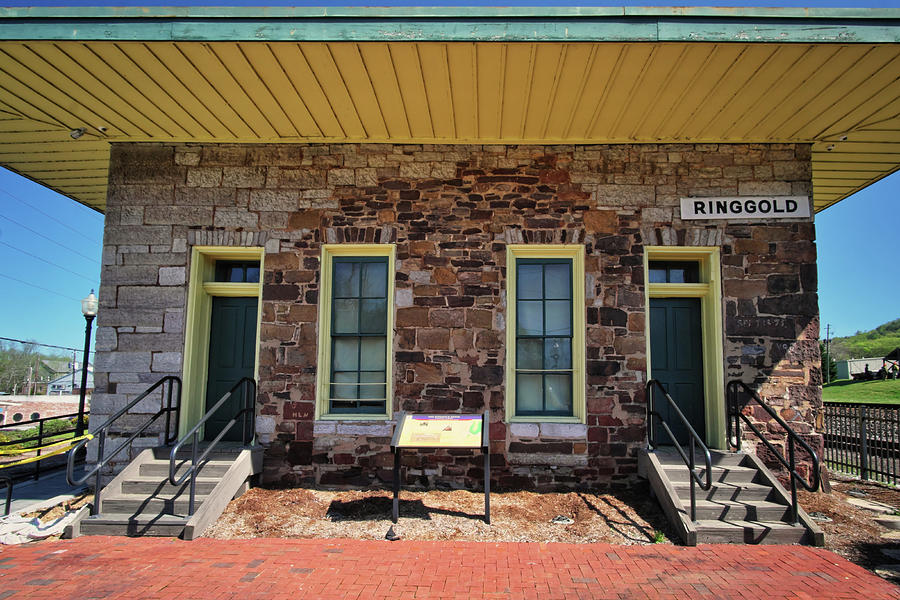 Ringgold Depot by George Taylor