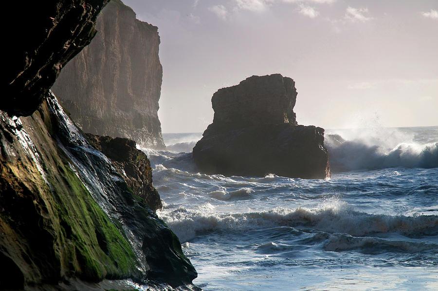 Rustic Davenport Coast Photograph by Mitch Diamond