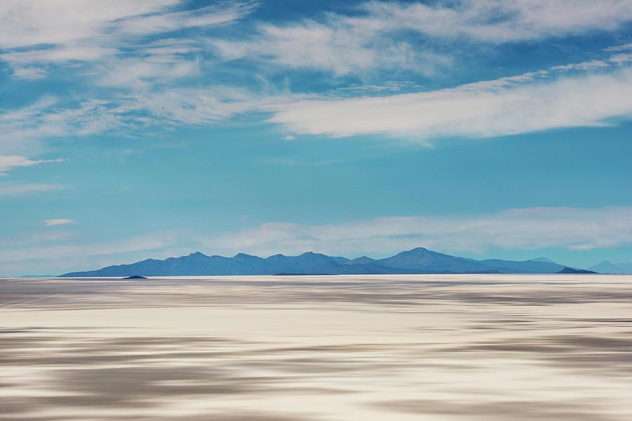 Bolivia Photograph - Salar De Uyuni, Bolivia by Anthony Asael