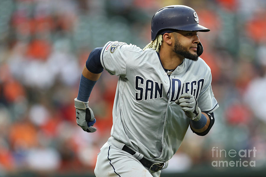 San Diego Padres V Baltimore Orioles 3 Photograph by Patrick Smith
