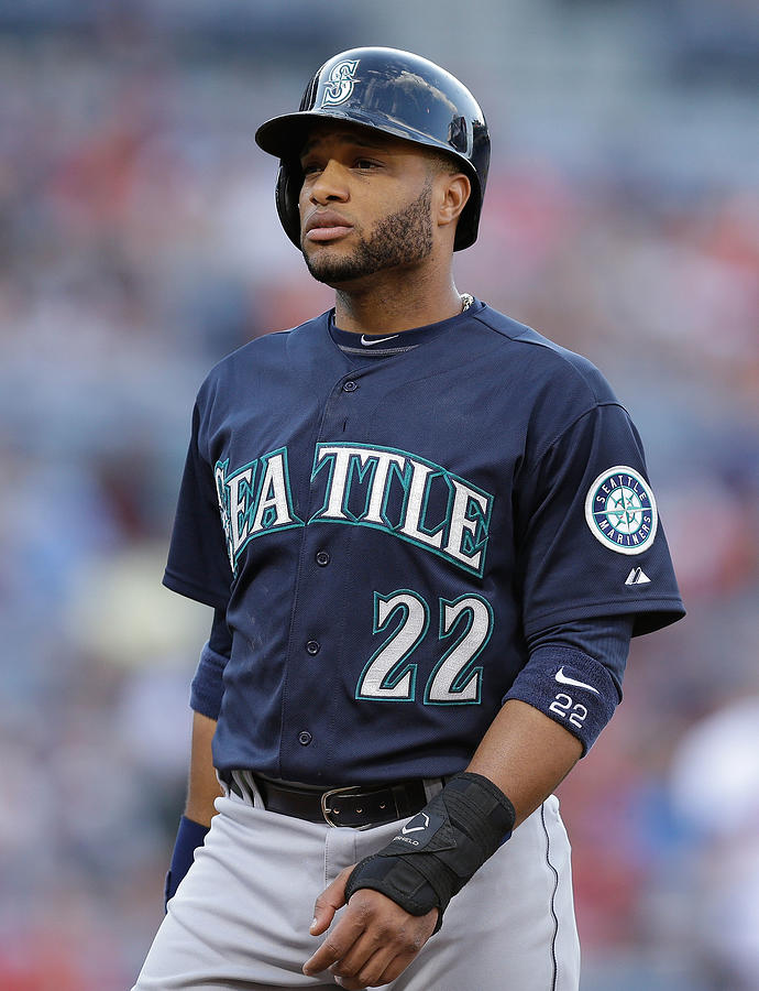 Seattle Mariners V Atlanta Braves Photograph by Mike Zarrilli