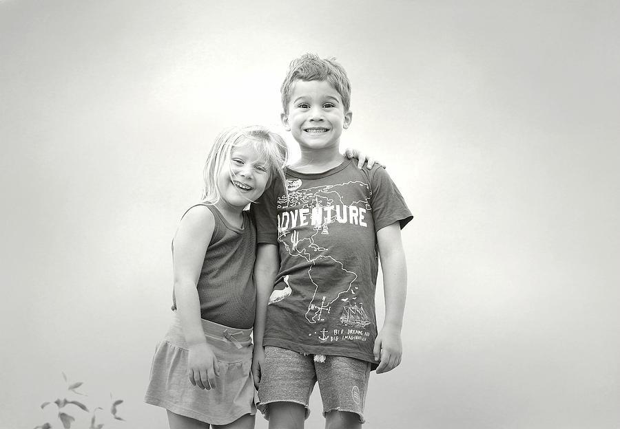Siblings by Fraida Gutovich
