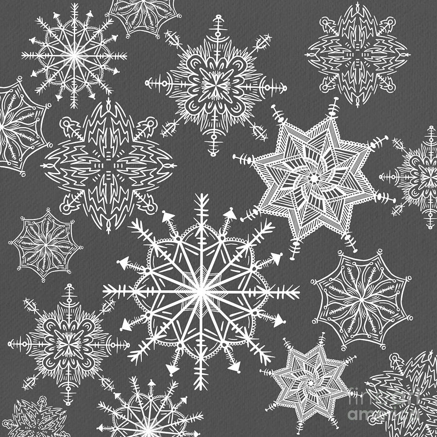 Snowflakes by HD Connelly