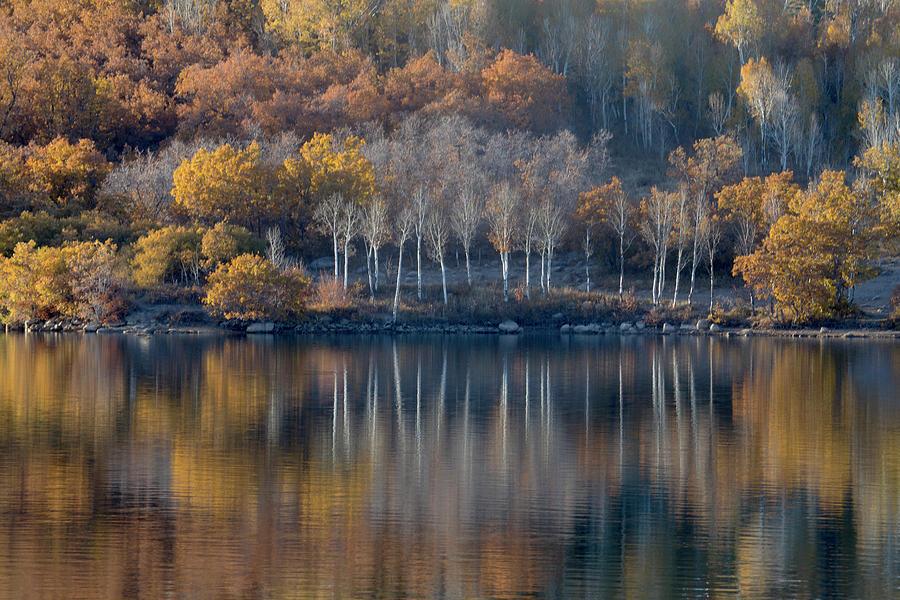Utah Photograph - Southern Utah Autumn by Michael Just