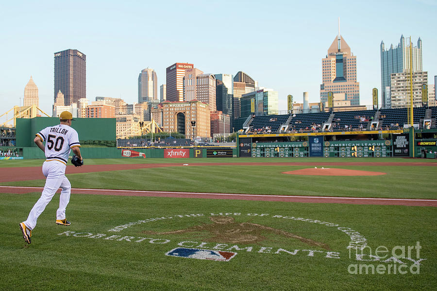 St Louis Cardinals V Pittsburgh Pirates 3 Photograph by Justin Berl