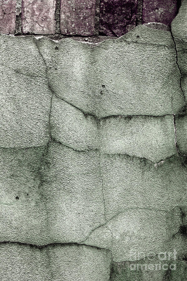 Stone surface by Tom Gowanlock