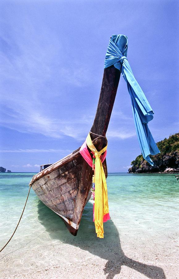 Thailand, Krabi Province, Ko Phi Phi Photograph by John Seaton Callahan