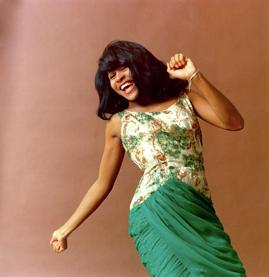 Tina Turner Portrait Session Photograph by Michael Ochs Archives