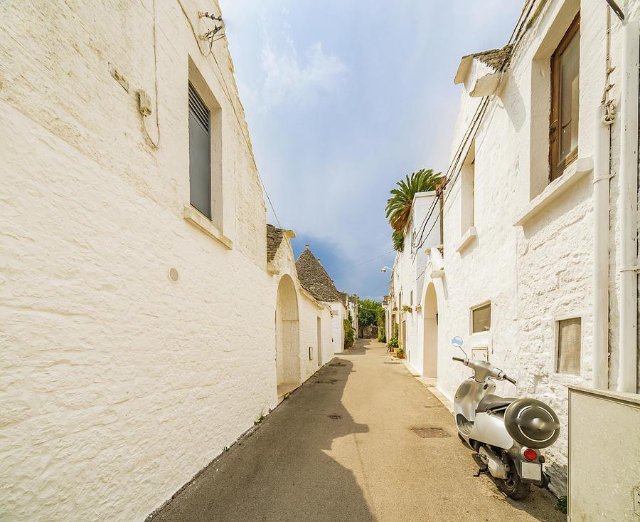 Trulli Of Alberobello Photograph