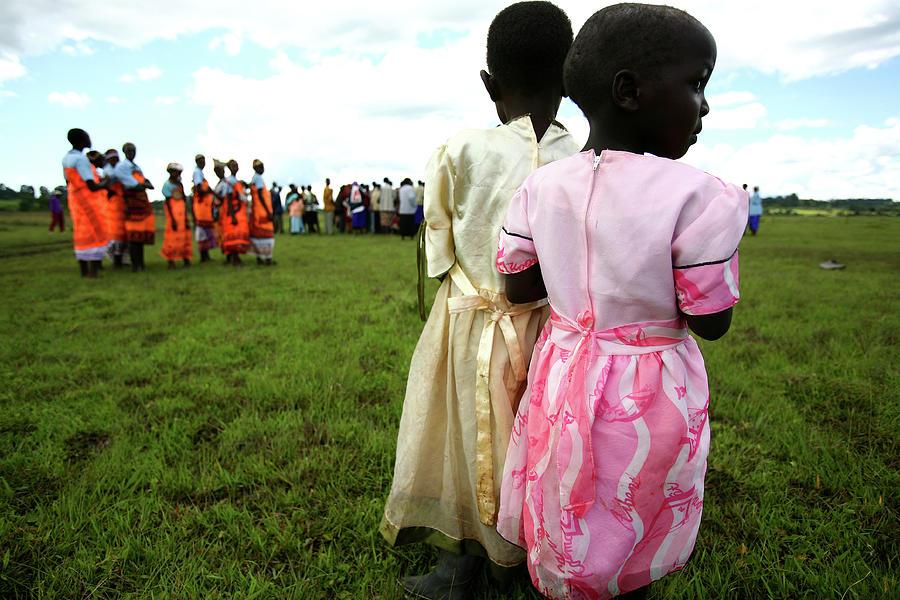 Women Empowerment In An Aids Ridden Photograph by Brent Stirton