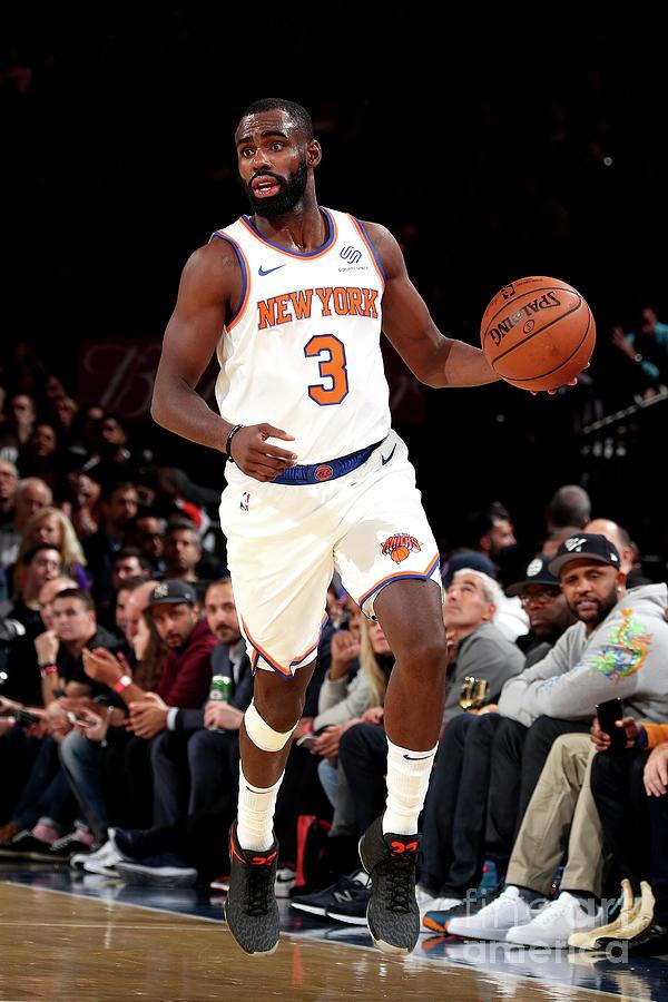 Brooklyn Nets V New York Knicks Photograph by Nathaniel S. Butler