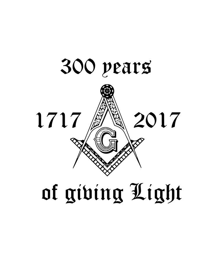 300 Years 1717 2017 Of Gibing Light Illuminati by Manuel Udinesi