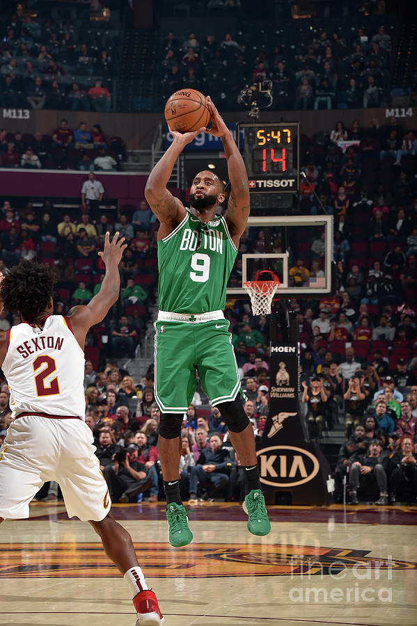 Boston Celtics V Cleveland Cavaliers Photograph by David Liam Kyle