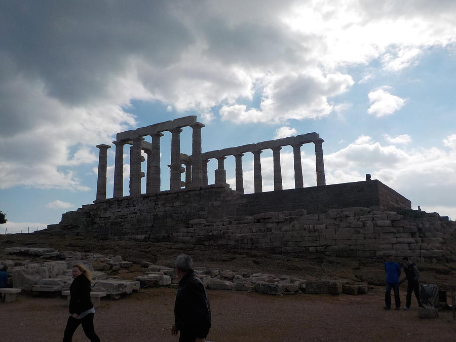 Cape Sounio Photograph by GiannisXenos Photography