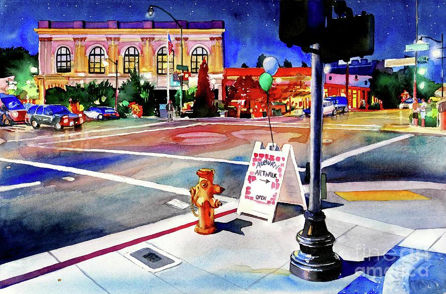 #352 Auburn Art Walk by William Lum
