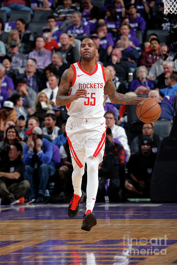 Houston Rockets V Sacramento Kings Photograph by Rocky Widner