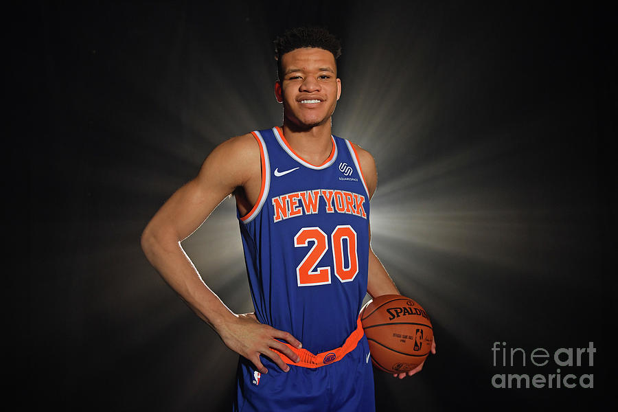 2018 Nba Rookie Photo Shoot Photograph by Jesse D. Garrabrant