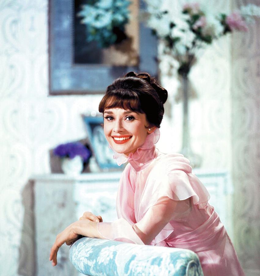 Audrey Hepburn In My Fair Lady 1964 Photograph By Album