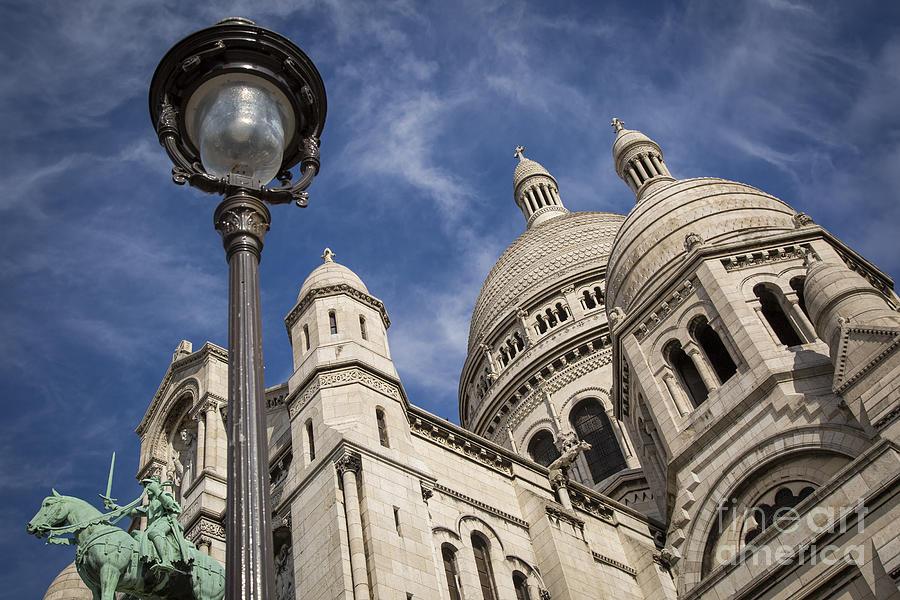Basilique du Sacre Coeur by Brian Jannsen